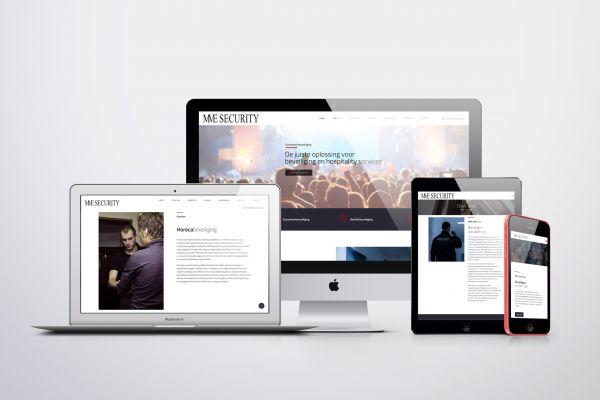 Onze nieuwe website live